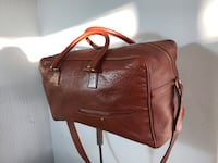 brown leather 2-way bag London, SW11 2LH
