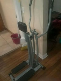 gray and black elliptical trainer Rochester, 14609