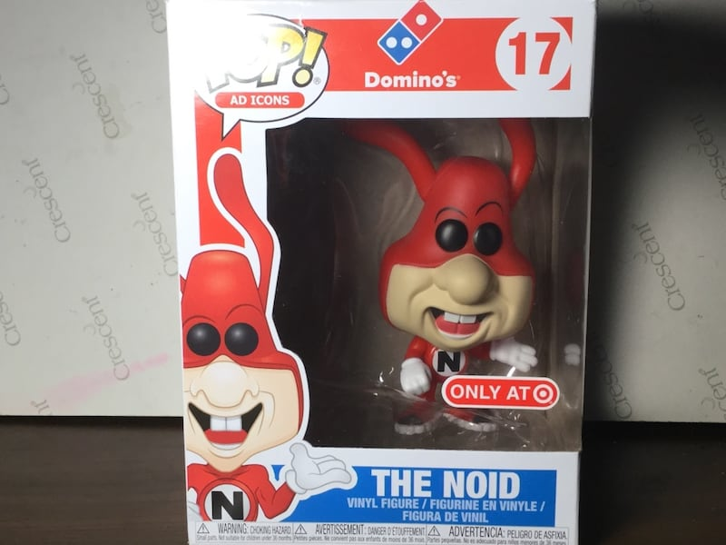 The Noid  Target Exclusive Funko POP 940326f9-8aae-49a3-9388-c4996f043298