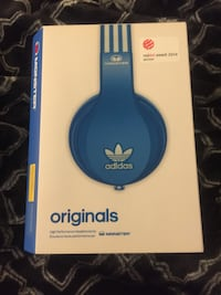 Monster X adidas headphones
