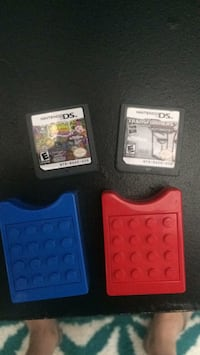 Ds games with LEGO caSe Baltimore, 21222