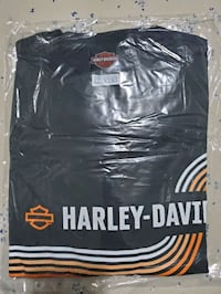 Black Harley - Davidson T-Shirt Falls Church, 22041