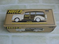 Hertz Ford 1940 With Surfboard Diecast 1:25 London, N6E 1G2