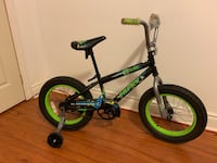 """Kids Huffy Bicycle 5 to 7 years old,  wheel size 16""""X3"""" snow tires. Oakville, L6M 3X1"""