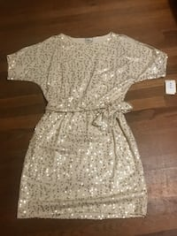 New Eci sequin dress size: 12 Cary