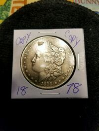 Collector copy and for old Indian Head pennies Dallas, 97338