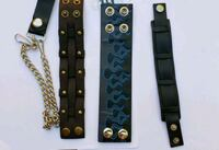 Leather bracelets and chain Las Vegas, 89178
