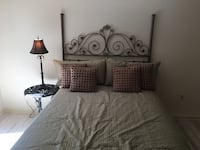 Metal Headboard - Queen Sized Glen Burnie, 21061