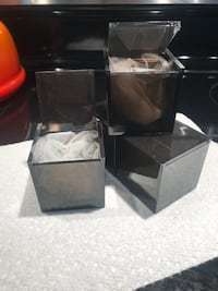 Black Plastic gift Boxes