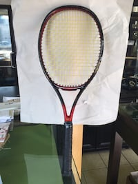 YONEX TENNIS RACQUET WITH NEW STRING