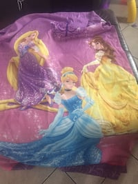 Disney princess curtain