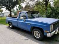blue single cab pickup truck Ranson, 25438