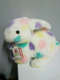 Stuffed bunny new with tags New Haven, 46774