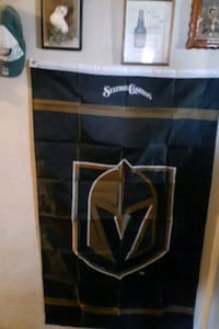Golden knights banner