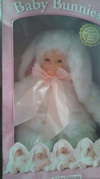 Baby Bunnies Doll McMinnville, 37110