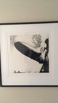 limited edition led zeppelin by george hardee Leesburg, 20175
