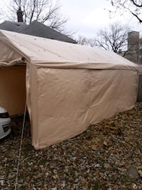 Tarp Cover for Auto
