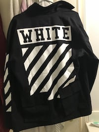 Authentic Off White Jacket Vancouver, V5W 3M4