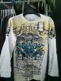 New Affliction Long Sleeve Thermal