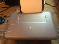 Grey hp 2 in 1 printer Stirling-Rawdon, K0K