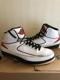 Air Jordan II size 11.5 Stafford, 22554