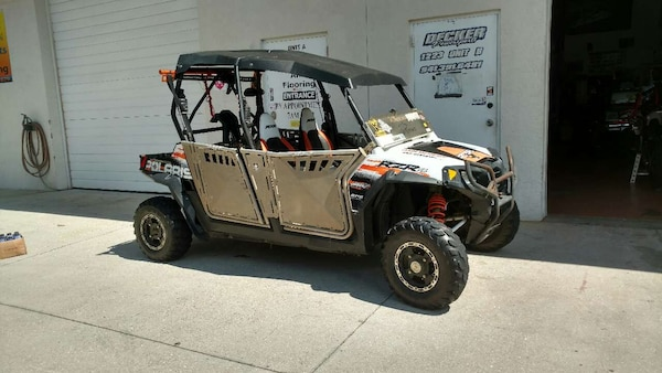 Polaris Side By Side >> Polaris Rzr 4 Seater 800cc All Extras Side By Si