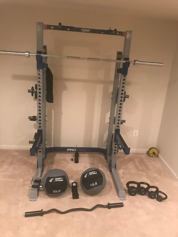 Complete Home Gym 6b71279d-fb59-4b1a-8aee-0adcfb52d595