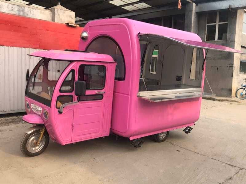 Mobile food cart with cooking equipment*** 3 available **** afa6ae34-323a-432a-9aed-ea440fca115e