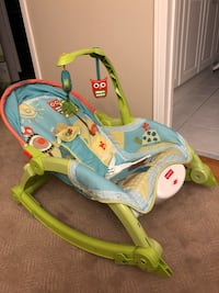 Fisher Price infant & toddler rocker chair Vaughan, L6A 3M5