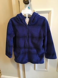 Fleece Hoodie - Size 4T, gently used, Circo brand Falls Church