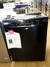 Brand new Bosch black dishwasher Woodbridge, 22191