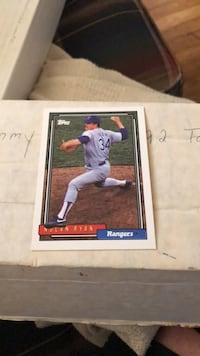 1992 Topps complete set Red Lion, 17356