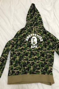 Bape x Undefeated ABC College Pullover Hoodie Toronto, M6E 3P6