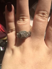 Size 7 silver ring Norfolk, 23509