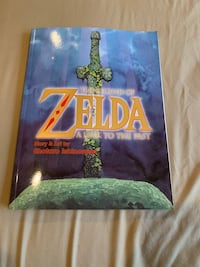 Zelda Link to the Past story comic book North Plainfield, 08812