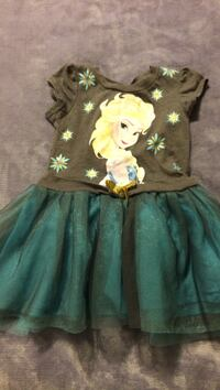 Frozen dress Ventura, 93003
