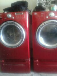 LG WASHER & DRYER Edmonton, T5H 3B3