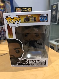 Black Panther  Funko POP marvel Comics Toronto, M4K 2T1
