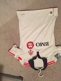TORONTO FC JERSEY Richmond Hill, L4B 3C7