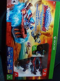 Skylanders Super Chargers Xbox One starter pack box