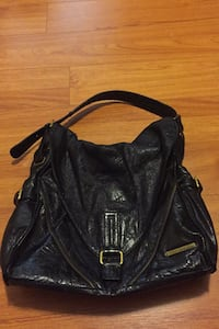 Matt & Nat black distressed bag Mississauga, L5C 3V9