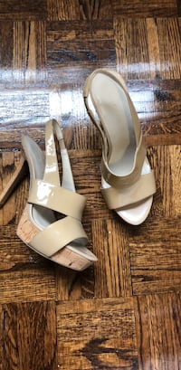 Nine West leather sandals Toronto, M6C 3C8
