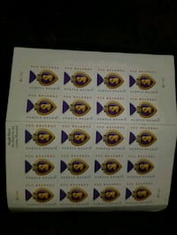 Sheet Book of forever stamps North Las Vegas, 89081