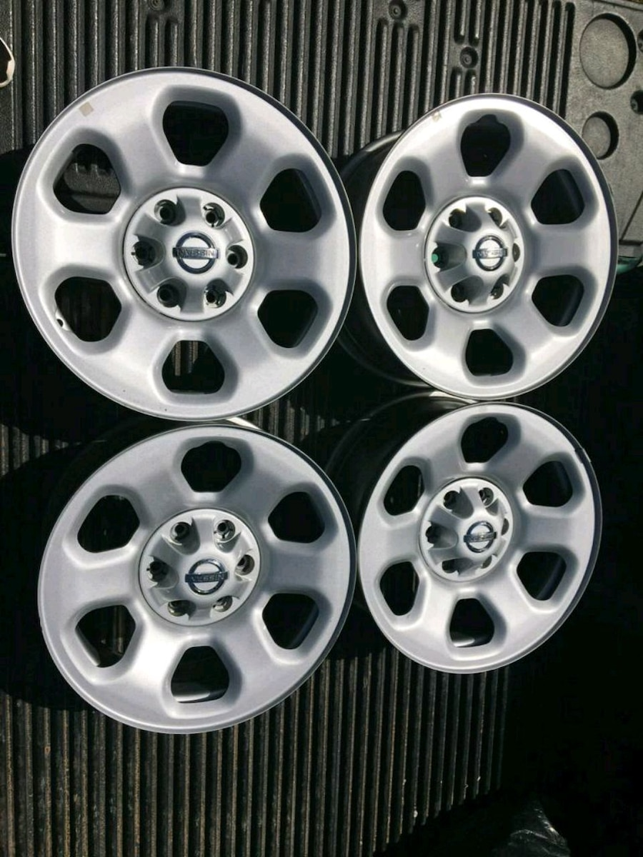 Photo Nissan titan rims