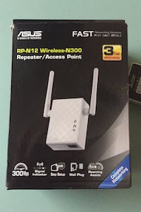 ASUS/ WIRELESS ACCESS POINT
