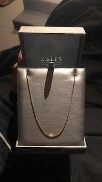 "14k Solid box chain 20"" Los Angeles, 91344"
