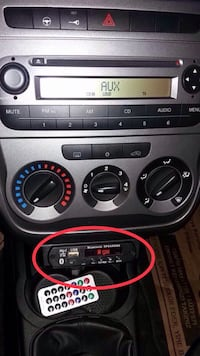 Bluetooth lu usb aux modül