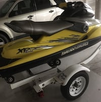 Seadoo XP Limited 1998. Excellent Condition. Vaughan