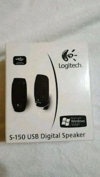 Logitech Digital Speakers Hialeah, 33012