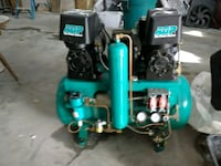 green and black air compressor Lawrence, 01840